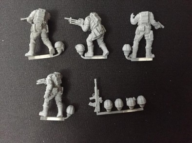 Evil Bear Soldiers #2