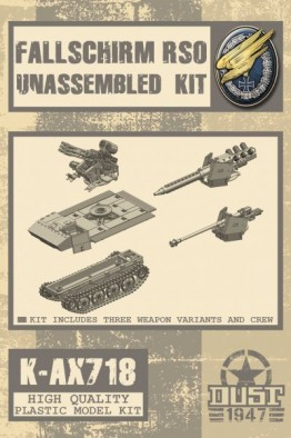 Fallschirm RSO Unassembled Kit