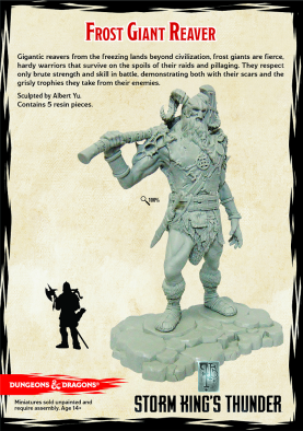 Frost Giant Reaver