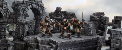 Frostgrave Barbarians (Painted)
