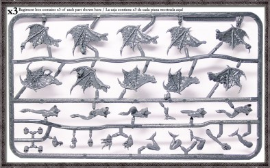 Harpies (Sprue)