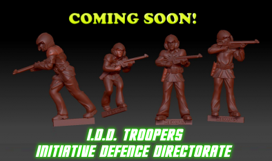 IDD Troopers #1