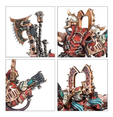 Kharn The Betrayer (Details)