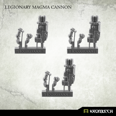 Magma Cannon (Components)