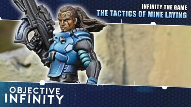 Objective Infinity: The Tactics Of Mine Laying