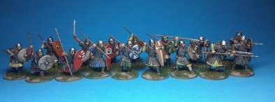 Norman Heavy Infantry
