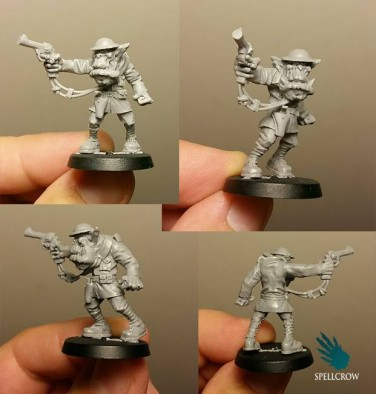 Orc Trench Soldier