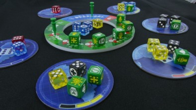 Pandemic cure dice1