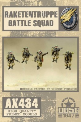 Raketentruppe Battle Squad