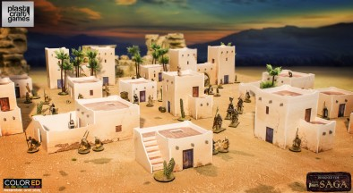 SAGA Middle-Eastern Terrain #1