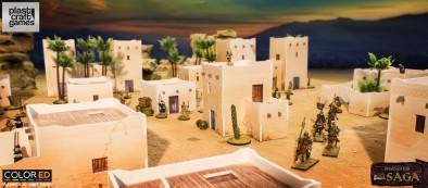 SAGA Middle-Eastern Terrain #2