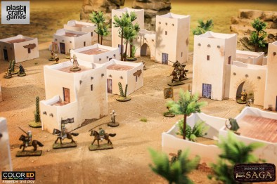 SAGA Middle-Eastern Terrain #3