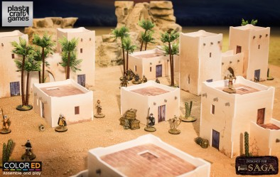 SAGA Middle-Eastern Terrain #4