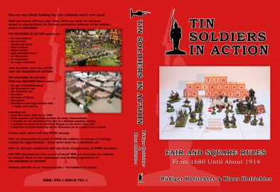 Tin Soldiers In Action (Book)