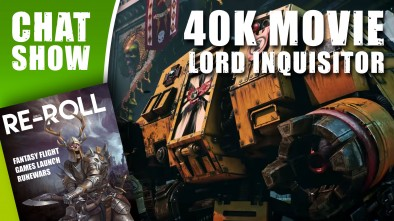 Weekender: 40k Inquisitor Movie & Boot Camps Announced