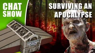 Weekender: 4Ground's Epic Shopping Mall & Zombie Survival Prep Talk