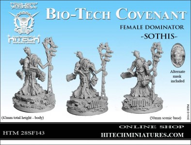 Bio-Tech Covenant - Sothis