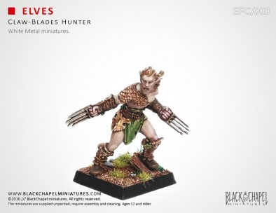 Claw-Blades Hunter