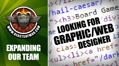Expanding Our Team Designer Wanted