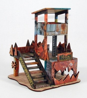 IM rust orky tower