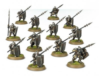 Iron Hills Dwarves