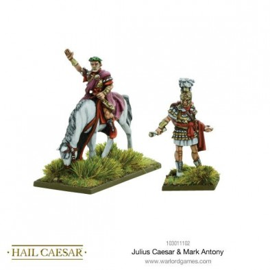 Julius Caesar & Mark Anthony