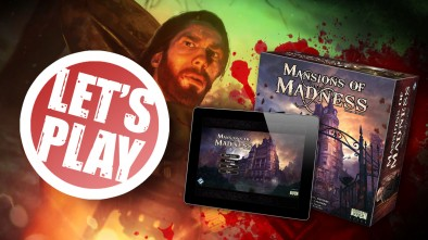 Let's Play: Mansions of Madness