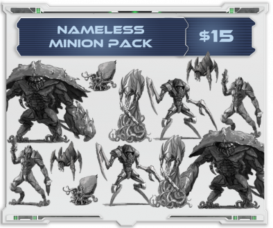 Nameless Minions Pack