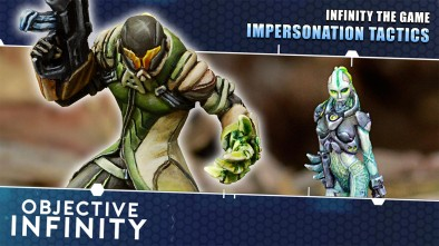 Objective Infinity: Disguising As The Enemy