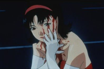 Perfect Blue Mad