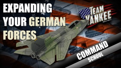 Team Yankee Command School: Expanding Your German Forces