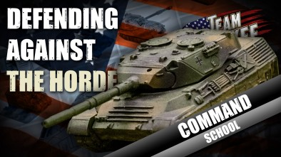 Team Yankee Command School: Defending against the Horde