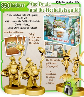 The Druid & Herbalists Guild