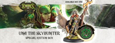 Una The Skyhunter