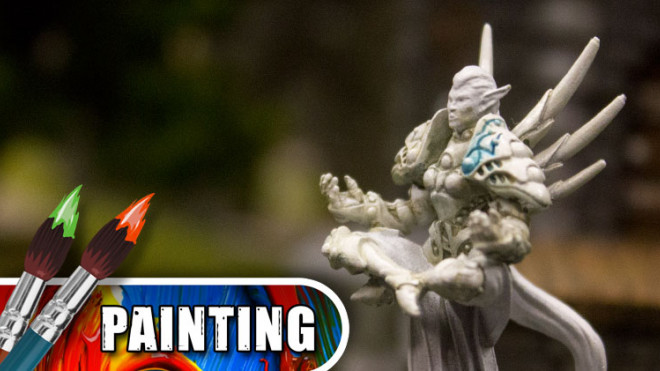 3 Colours Up: Painting White Armour