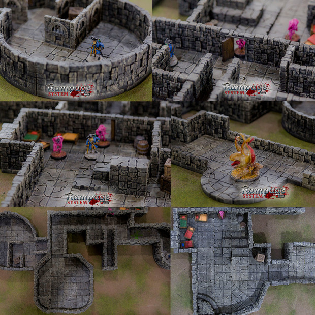 picture about 3d Printable Terrain named Printable Landscapes Is Moving Upon A Rampage Upon Indiegogo