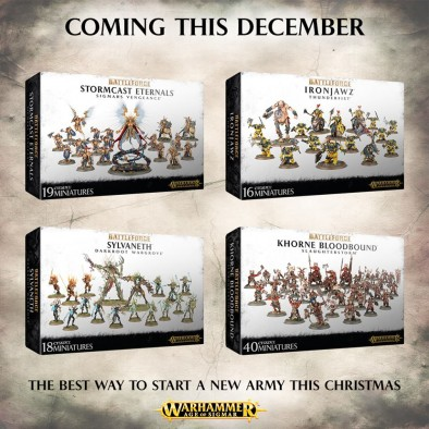 Age of Sigmar Battleforce