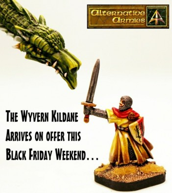 Alternative Armies Black Friday