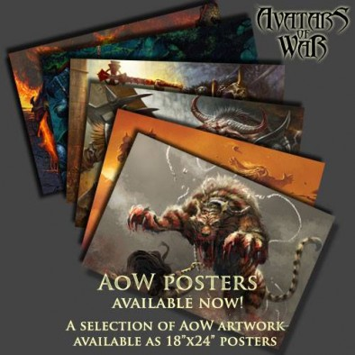 AoW Posters
