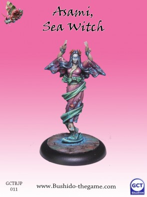 Asami Sea Witch