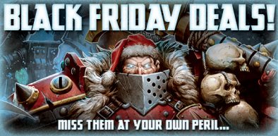 Black Friday Privateer Press