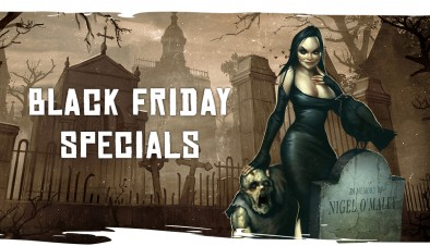 Black Friday Specials