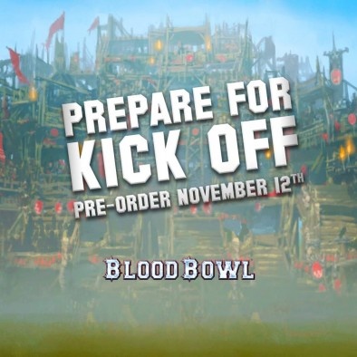 Blood Bowl Release Date