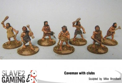 Cavemen With Clubs