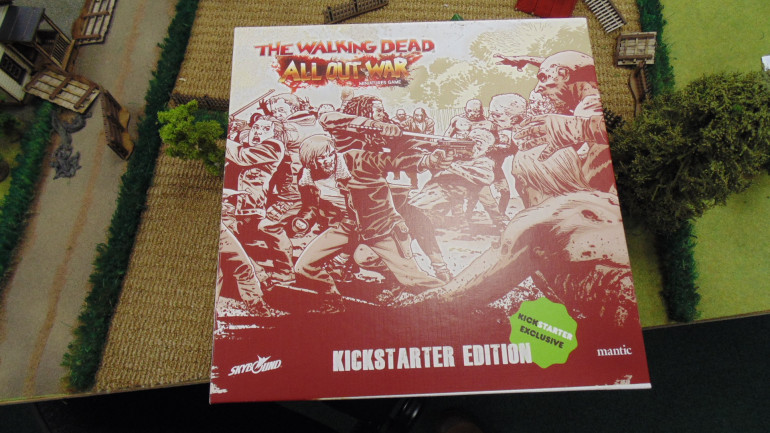 How To Win Our Big Walking Dead: All Out War Prizes