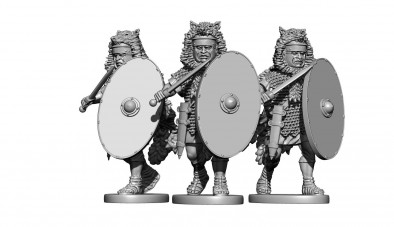 Early Imperial Roman Auxiliaries #2