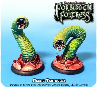 FF painted tentacles