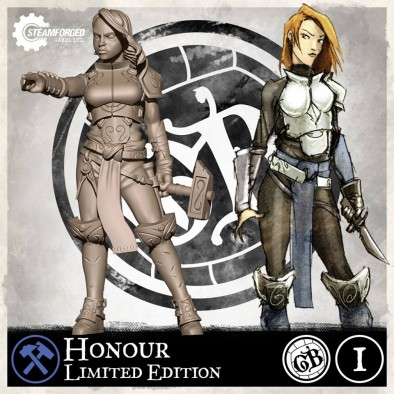 Honour Limited Edition