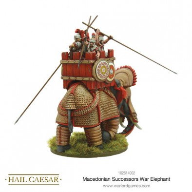 Macedonian War Elephant #2