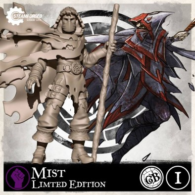 Mist Limited Edition